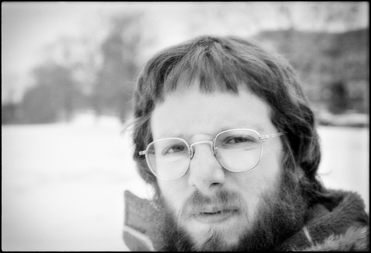 self-portrait 1972